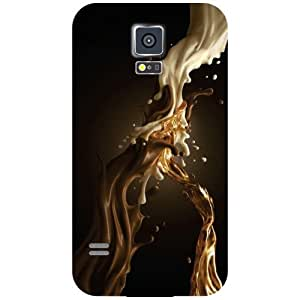 Samsung Galaxy S5 Phone Cover-Amazing Matte Finish Phone Cover