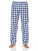 Rochas Pantalón de Pijama (Azul / Negro)
