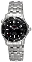 Omega Men's 212.30.36.20.01.001 Seamaster 300M Chrono Diver Black Dial Watch by Omega