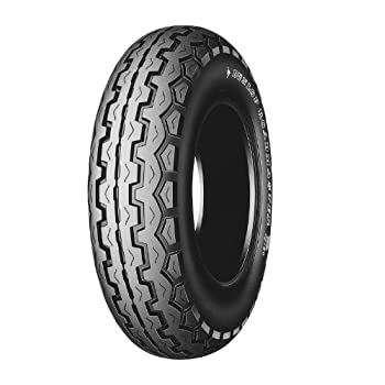 Dunlop Vintage K81 Tire - Front/Rear - 4.25/85H-18 - TL , Tire Type: Street, Tire Construction: Bias, Speed Rating: H, Position: Front/Rear, Rim Size: 18, Tire Application: Sport, Tire Size: 4.25/85-18, Load Rating: 64 429280