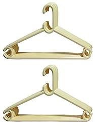 Thick Plastic Hangers (12 pcs set)