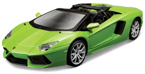 Maisto Assembly Line Lamborghini Aventador Roadster Die Cast Model Kit