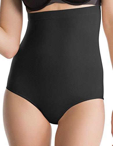 luxueux-calecon-haut-amincissant-minceur-culotte-legere-puissance-plus-importante-tres-noir-taille-s
