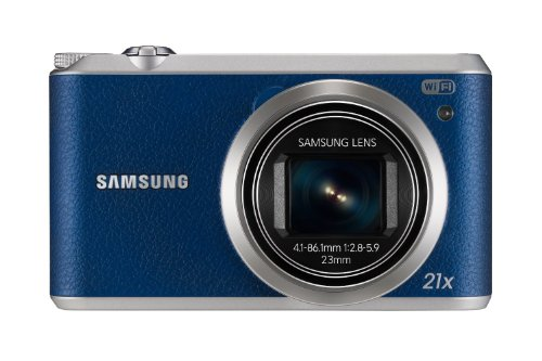 Samsung WB350F – 16.3MP BSI Reviews