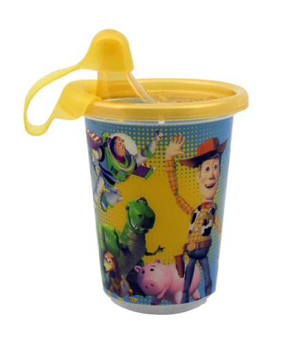 The First Years 3 Pack Toy Story Take & Toss Sippy Cup front-941302