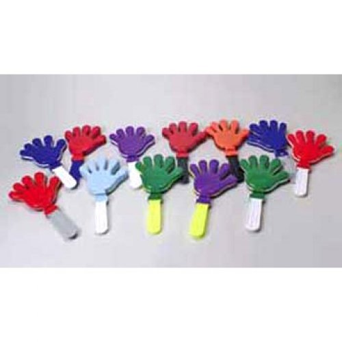 Jumbo Clapping Hands Clackers