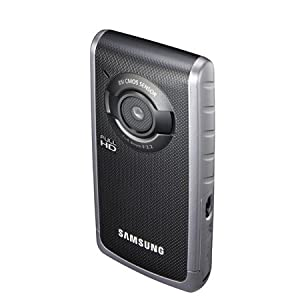 Rugged Full HD 1080p Pocket Camcorder, Titanium - HMXW200TN