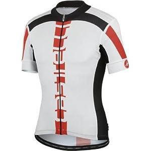 Castelli 2013 Mens Aero Race 4.0 Short Sleeve Cycling Jersey - A13007 by Castelli