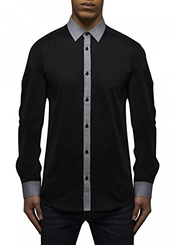 Camicia a maniche lunghe Jack & Jones James