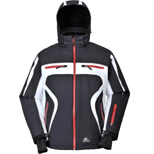COX SWAIN Titanium Herren Ski-/Snowboard Funktionsjacke FINLEY RECCO