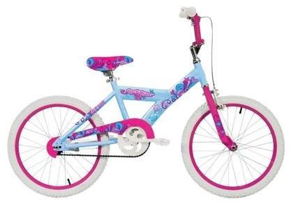 Kent Lucky Star Girls Bike (20-Inch Wheels), Blue/Pink