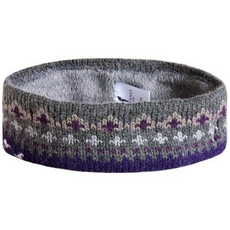 golfino-ladies-norwegian-knit-headband-ladies-dark-grey-ladies-dark-grey