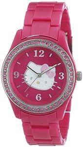 Hello Kitty Mädchen-Armbanduhr 8108