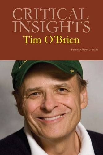 Critical Insights: Tim O'Brien: Print Purchase Includes Free Online Access
