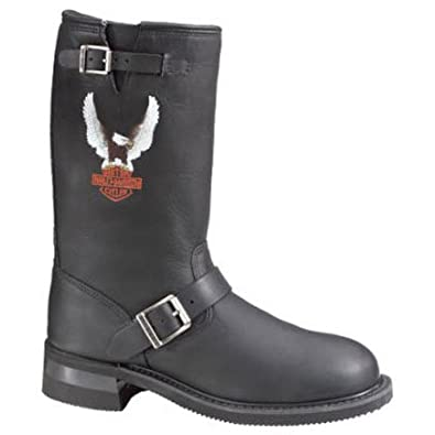 Harley Davidson 11 Conductor Boots by Harley-Davidson