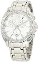 Michael Kors Cameron Chronograph Crystal Pave Ladies Watch MK5602