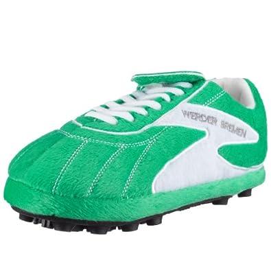 Sloffie Fan-Hausschuh, Werder Bremen Gr. 28-31 grün