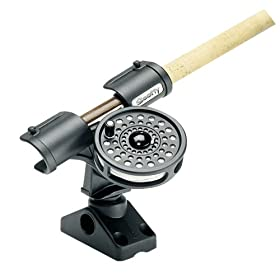 Scotty Fly Rod Holder with 241 Side Deck Mount