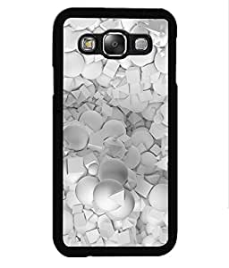 djipex DIGITAL PRINTED BACK COVER FOR SAMSUNG GALAXY A7 DUOS