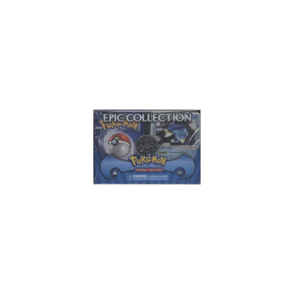 Pokemon Cards   Epic Collection   FERALIGATR (60 card deck set)