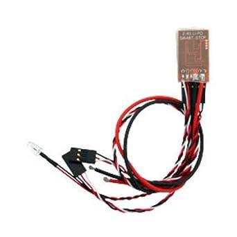 Novak 5476 Smart-Stop Auto-Detect 2S-4S Lipo Cut-Off Module
