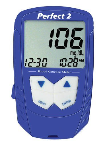 Cheap Perfect 2 Blood Glucose Meter (B003674S02)