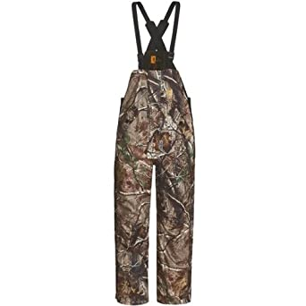 Browning XPO Big Game Insulated Bib, Realtree AP, S 3066942101 by Browning