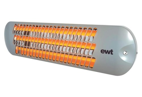 EWT 077509 Heizstrahler Strato IR 118 S ohne Netzteil