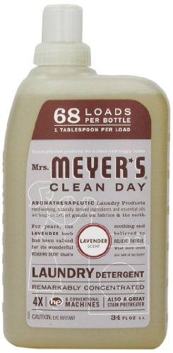 Mrs. Meyer's Clean Day 14550 Detergent