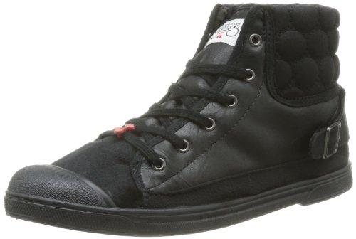 Le Temps des Cerises  Basic 03,  Sneaker donna Nero Noir (Bubble) 37