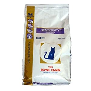 Royal Canin Feline Veterinary Diet Sensitivity Control 3.5 Kg (Duck)