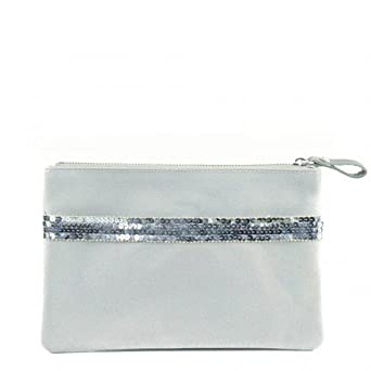 Vanessa bruno trousse vanessa bruno paillettes gris fum for Bruno fournitures bureau
