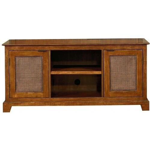 Cheap Home Styles Solid Wood Jamaican Bay TV Stand 88-5535-12 (88-5535-12)