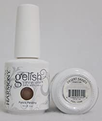 Harmony Gelish Uv Soak Off Gel Polish - Desert Sands (0.5 Oz )