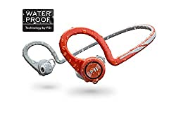 Plantronics BackBeat Fit Bluetooth Headphones - Red