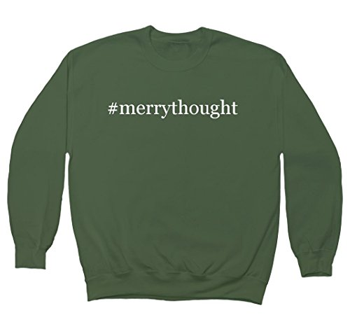merrythought-hashtag-mens-crewneck-fleece-sweatshirt-military-xxx-large