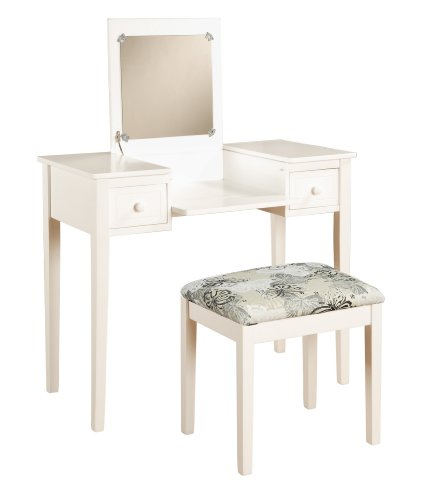 White Bedroom Furniture Set 9217 front