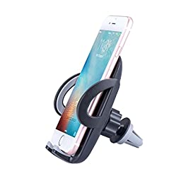 Bestfy(TM)Universal Air Vent Car Mount Holder for iPhone 6S, 6S Plus,iPhone 6, 6 Plus, 5S, Samsung Note, S6 Edge Plus, LG, HTC and Other Smartphones