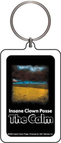 Licenses Products Insane Clown Posse The Calm Lucite Keychain