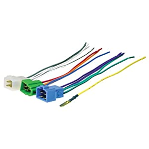 scosche radio wiring harness for 1982 90 mazda power 4 speaker connector
