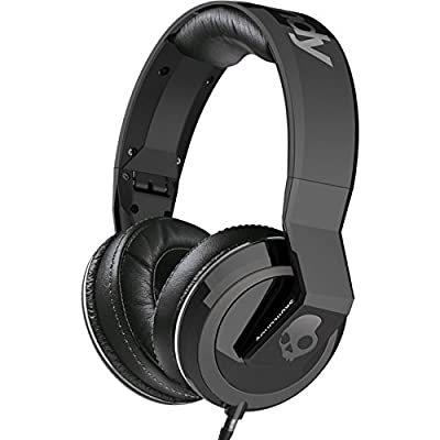 Skullcandy - Method Over Ear Headphones In Black/ Black