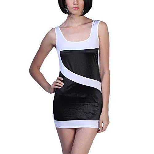 Sexy Club Wear Mini Dress.
