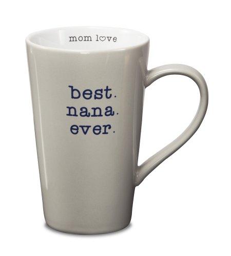 Pavilion Gift Company 14011 Stoneware Mug, Best Nana Ever front-152295