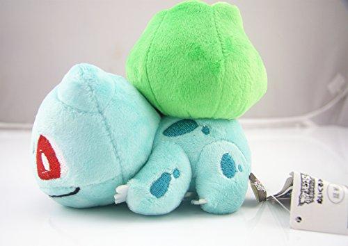Pokemon Bulbasaur-Bambola di pezza, 12,70 cm