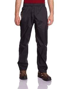 Vaude Birch Rain Pantalon homme Noir XL