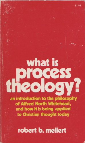 What is process theology? (Deus books)