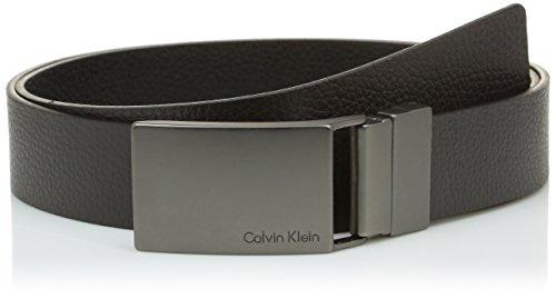 Calvin Klein Accessori - Norman Gift Set Belt, cintura da uomo, black/castlerock  910, 110