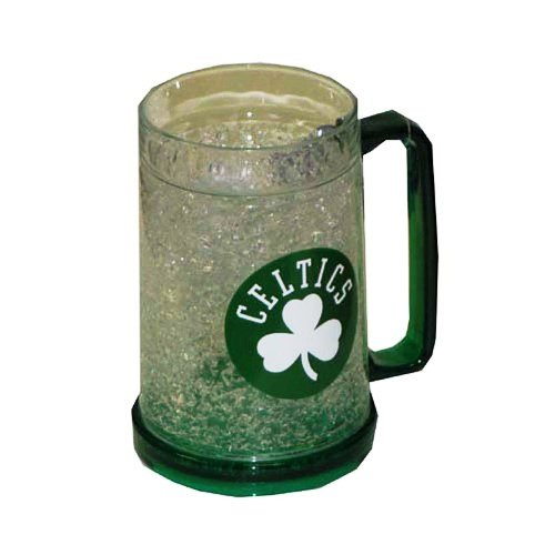 Boston Celtics Crystal Freezer Mug