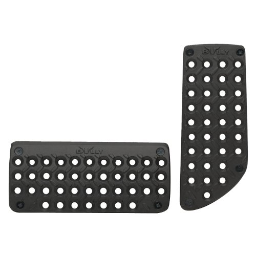 Bully BBS-2101 Black Bull Series Truck Pedal Pad (Race Truck Accessories compare prices)