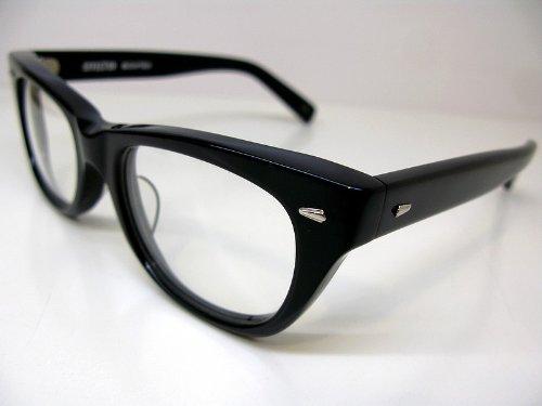 EFFECTOR(エフェクター) メガネ/サングラス ウェリントンモデル 「distortion」 Col.BK (黒)